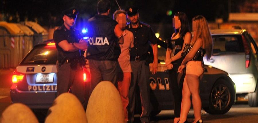 Avezzano: violenta per ore una prostituta e la minaccia di morte