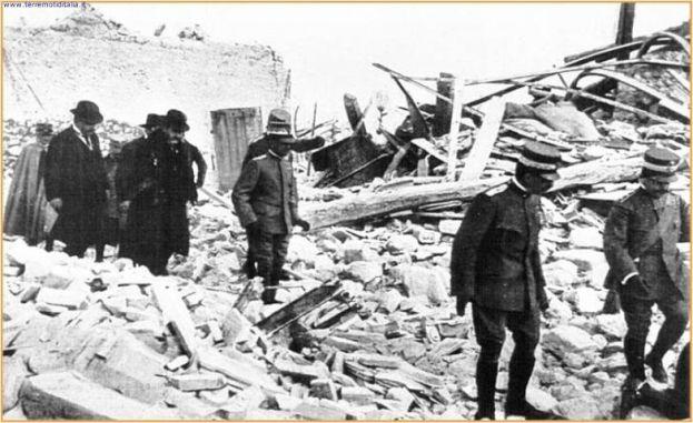 """Presentazione del libro """"Il Terremoto del 13 gennaio 1915 nell'Alta e Media Valle del Liri"""""""