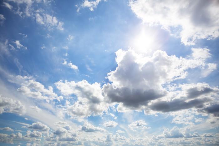 Soleggiato fino a venerdì, poi arriveranno piogge forti e temporali
