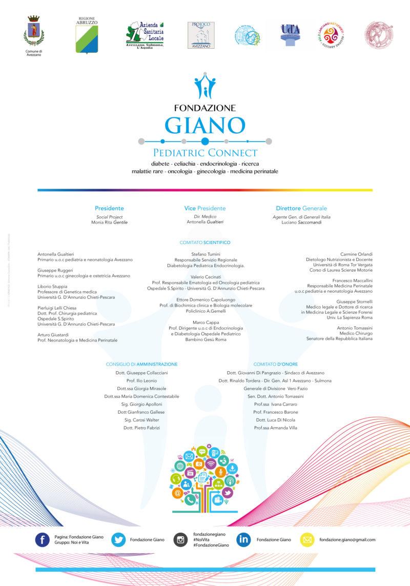 """Presentazione della """"Fondazione Giano"""""""