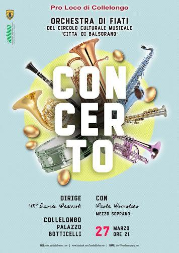 Concerto di Pasqua a Collelongo