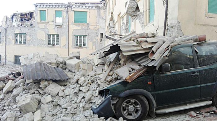 Terremoto, M5S: Siamo vicini alle famiglie delle vittime