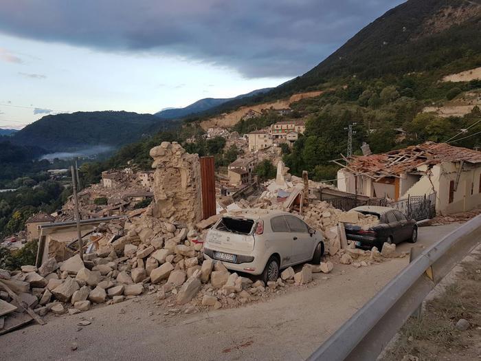 Nasce un comitato cittadino di volontari per sostenere le popolazioni colpite dal sisma