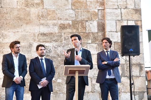 Martina a Celano per il Sì al referendum costituzionale e a sostegno dell'agricoltura abruzzese