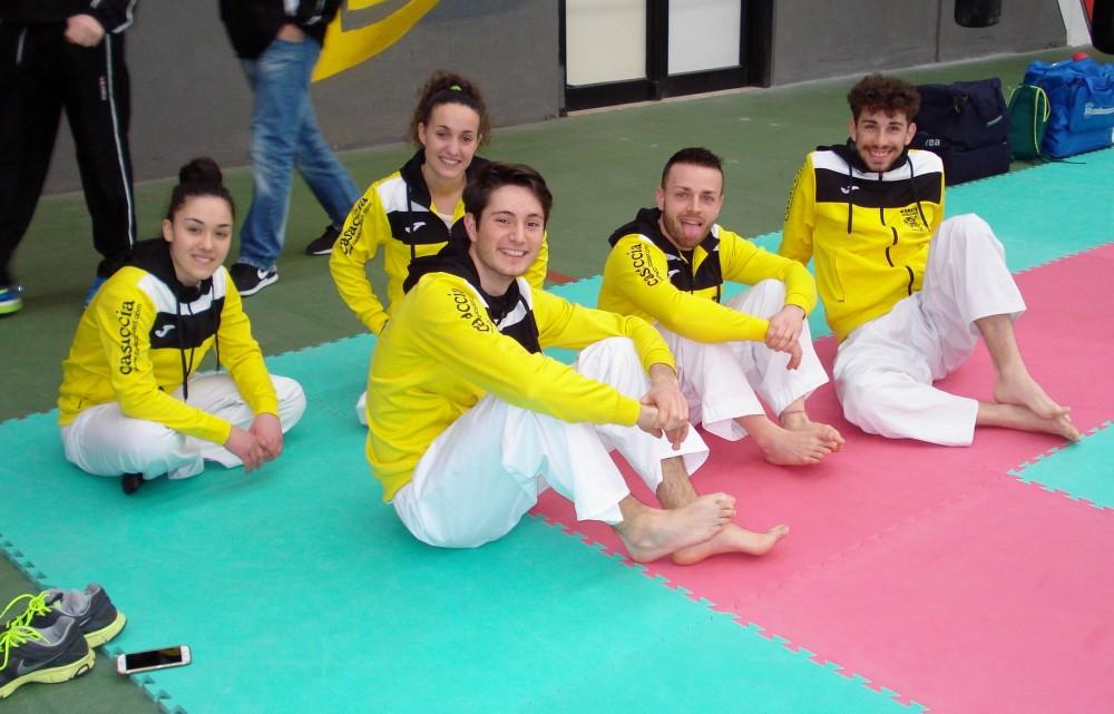 La A.S.D. Karate BODY & SOUL Campione Regionale Assoluto 2016