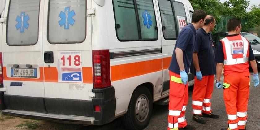Ancora un frontale sulla Tiburtina a Cappelle, ferita una 51enne