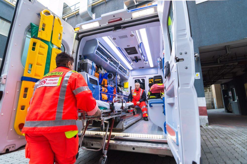 Altro incidente sul lavoro ad Avezzano: grave un operaio