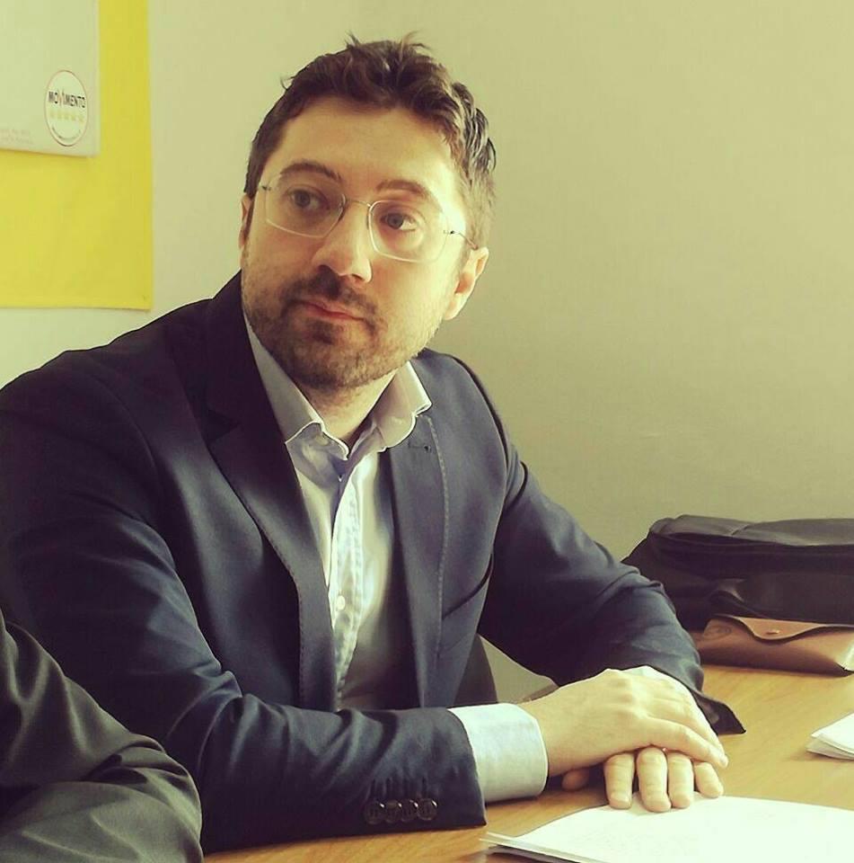 """Colletti (M5S): """"Le dichiarazione del Ministro Orlando mettono a rischio i tribunale abruzzesi"""""""