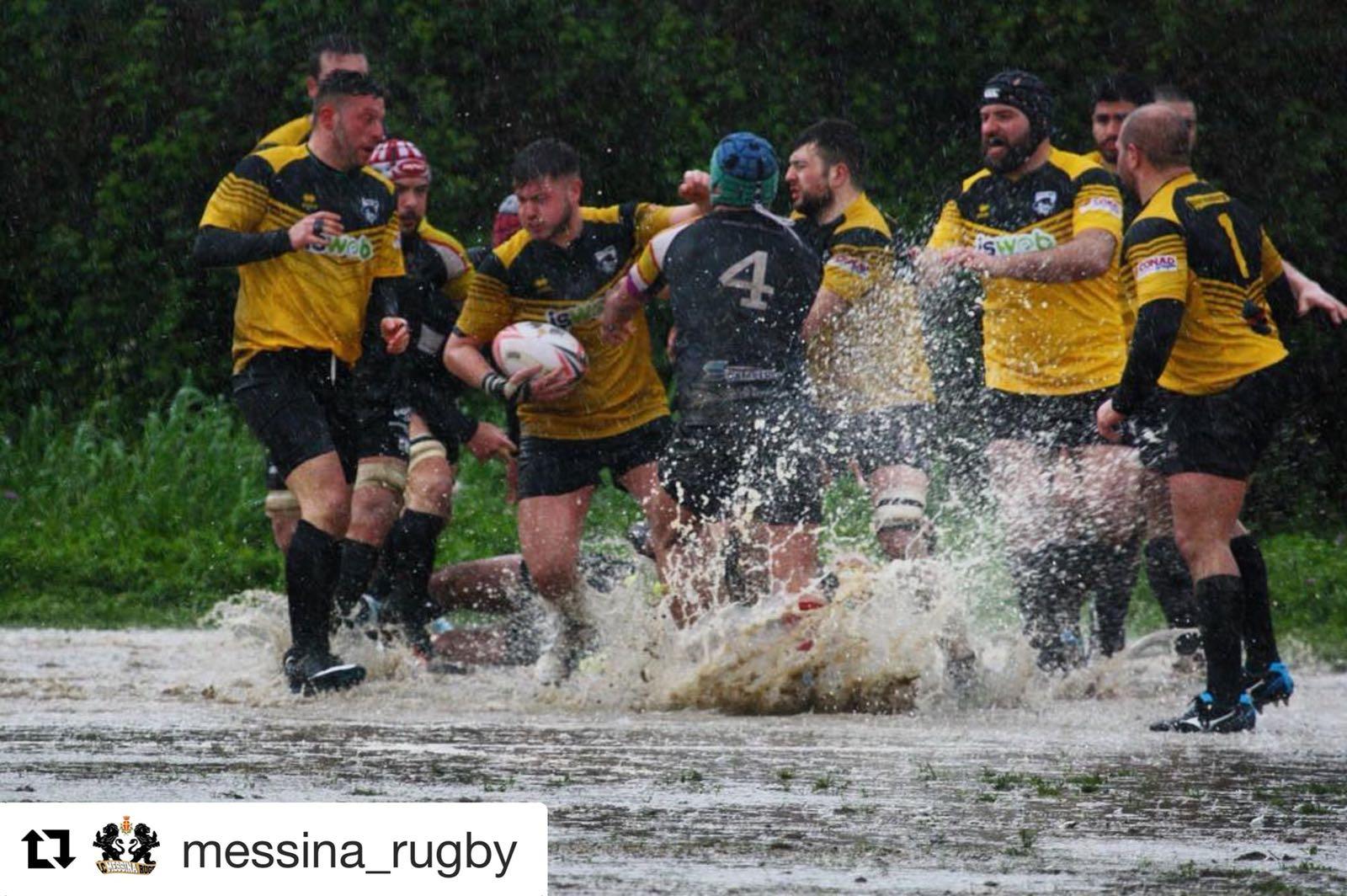 Rugby, sconfitta per l'Avezzano a Messina; il campionato riprenderà la prima domenica di aprile