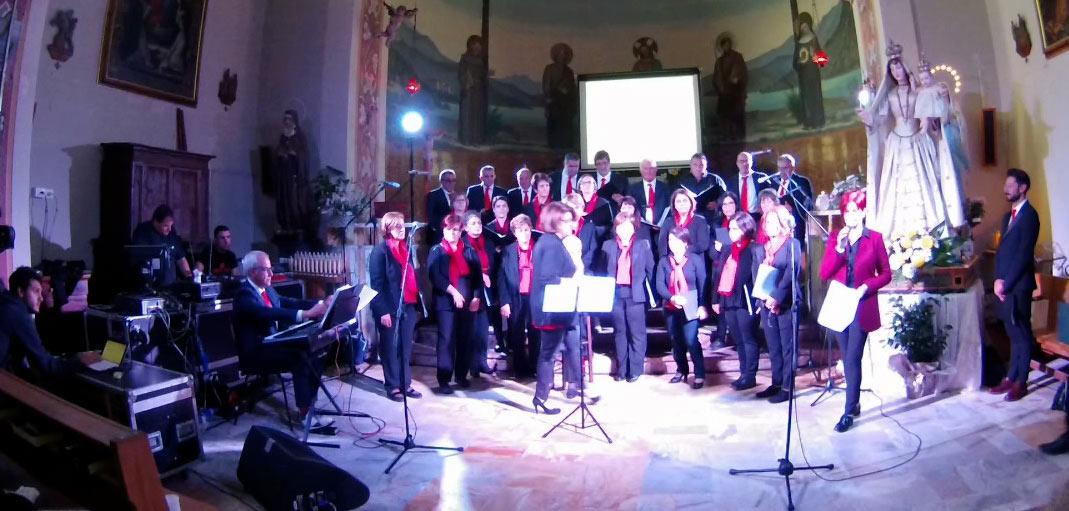 Concerto di Natale a Celano con l'Associazione Corale Polifonica Giuseppe Corsi