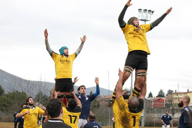 Rugby, Avezzano a Catania per vincere e rimanere in B