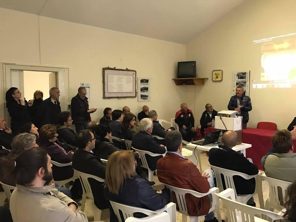 Borgo Incile: il sindaco Di Pangrazio incontra i cittadini