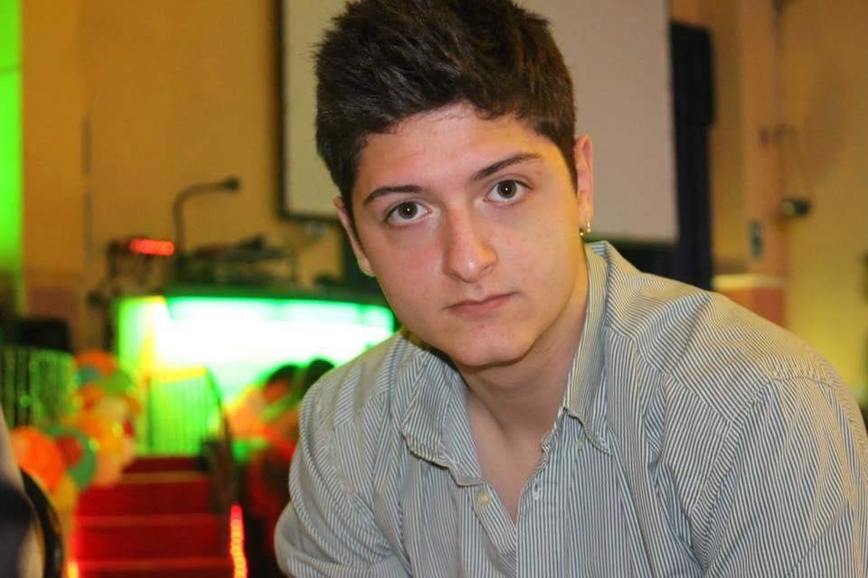 Ludovico Caldarelli nuovo coordinatore Giovani Udc della provincia dell'Aquila