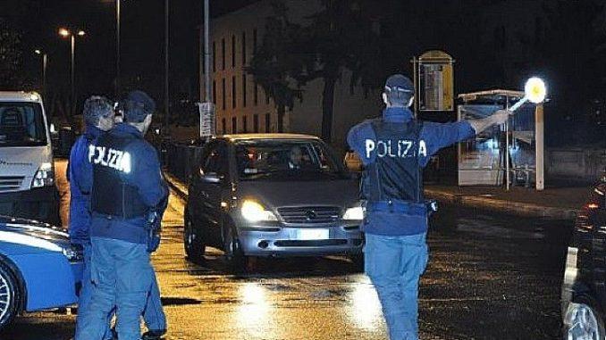 Operazione della Polizia Stradale ad Avezzano: raffiche di multe