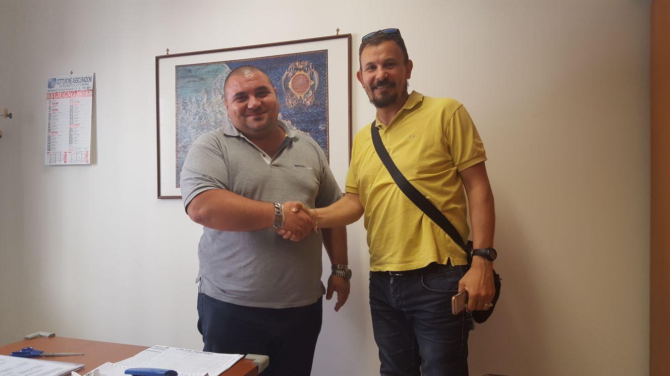 Gianluca Giordani confermato mister dell'Asd Pucetta