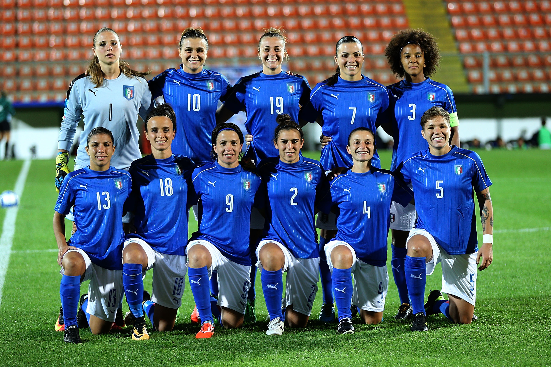 NAZIONALE A FEMMINILE: Castel di Sangro si tinge d'azzurro