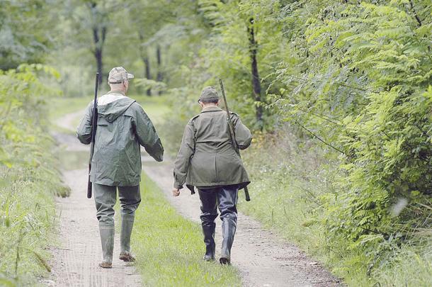 Chiusi gli sportelli per la caccia nella Marsica e in provincia, protestano i cacciatori