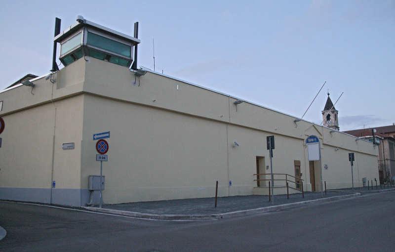 Rissa nel carcere di Avezzano, nei guai due detenuti
