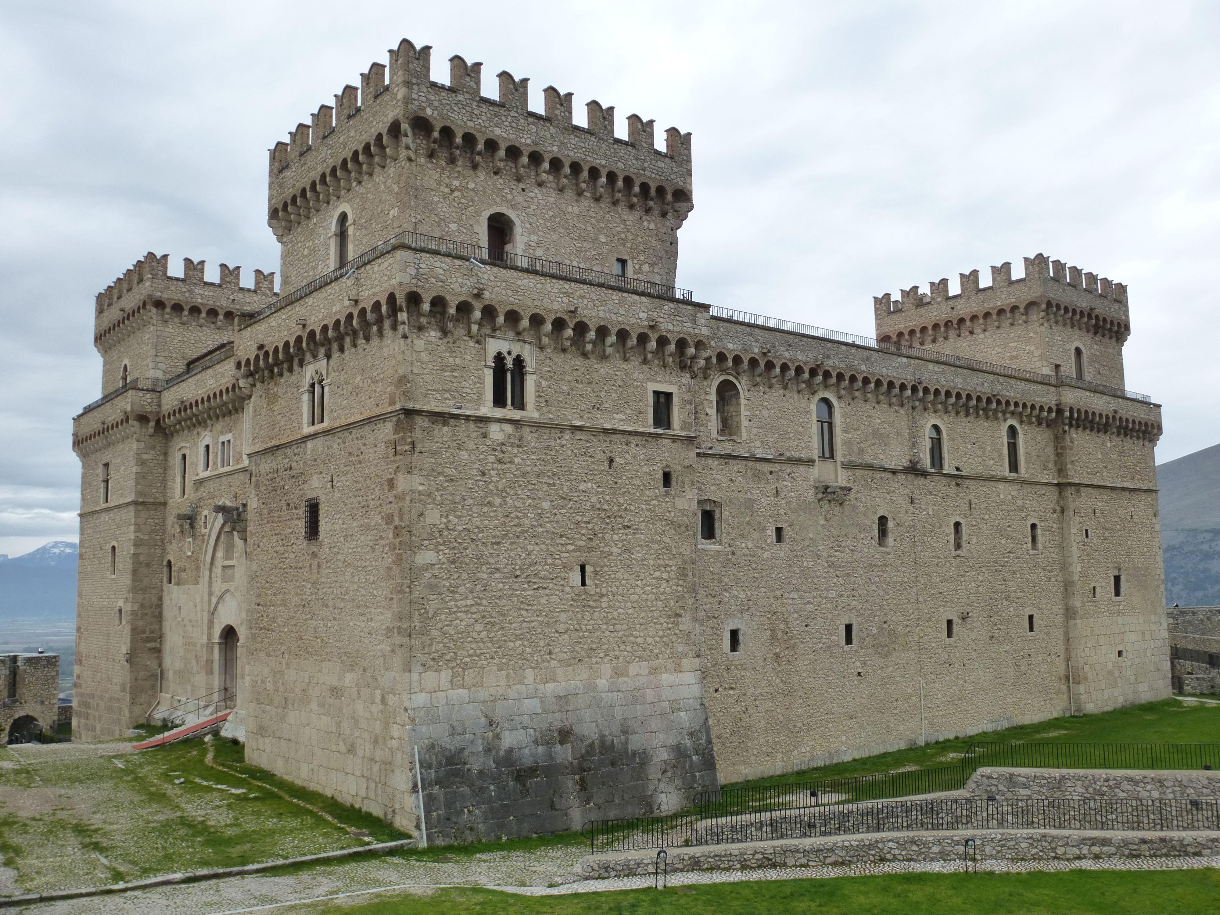 Al Castello Piccolomini diCelano verranno presentate due significative novità