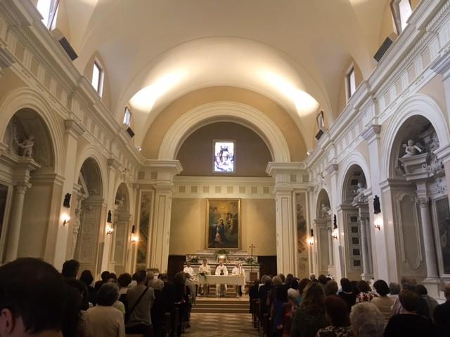 Tagliacozzo, dopo nove mesi di lavori riapre la chiesa della Santissima Annunziata