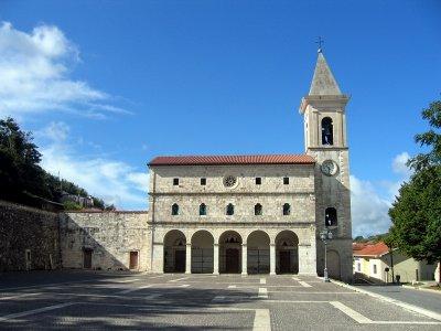 Pescina, Santa Maria delle Grazie diventa basilica