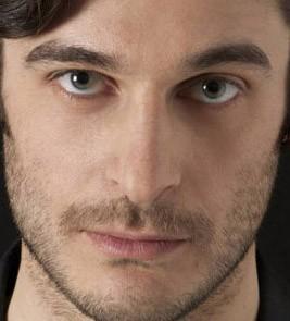 """Passi sulla scena, Lino Guanciale al Teatro dei Marsi interpreta """"Cadrà dolce la pioggia"""""""