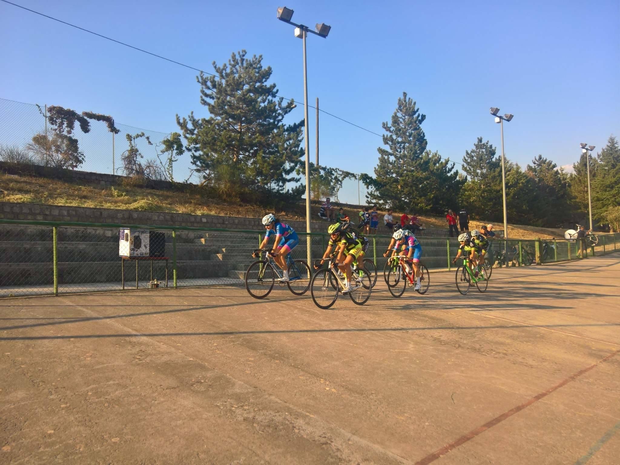 Coppa Abruzzo-Marche Pista, epilogo di successo al velodromo di Avezzano