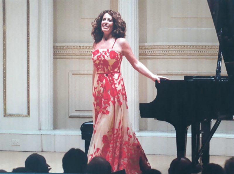 Concerto di musica classica a Pescasseroli, la Pegoraro in memoria del maestro Berardini