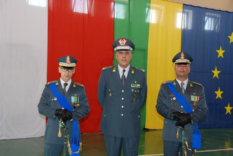 Il Colonnello Sergio Aloia è il nuovo Comandante Provinciale della Guardia di Finanza L'Aquila