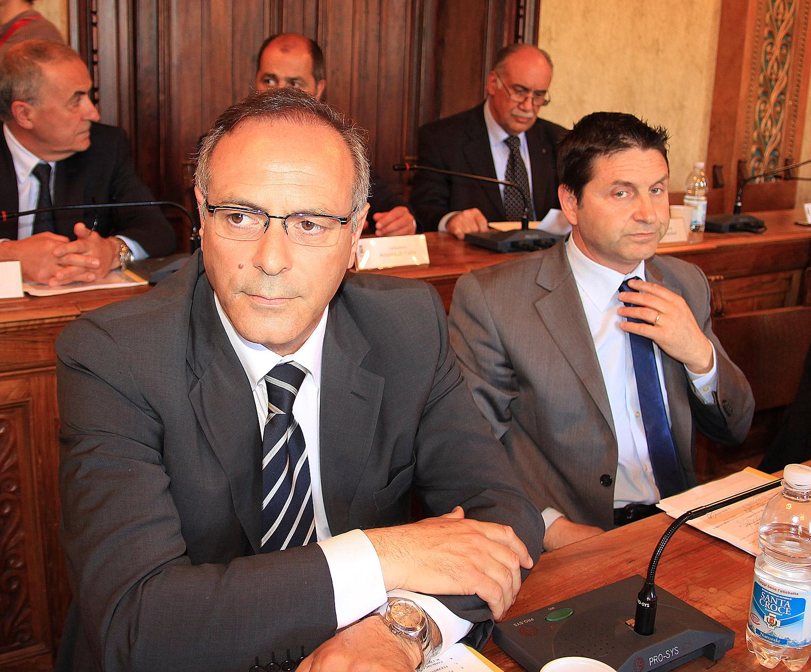 Domenico Di Berardino candidato nella lista Pd al fianco di Giovanni Di Pangrazio