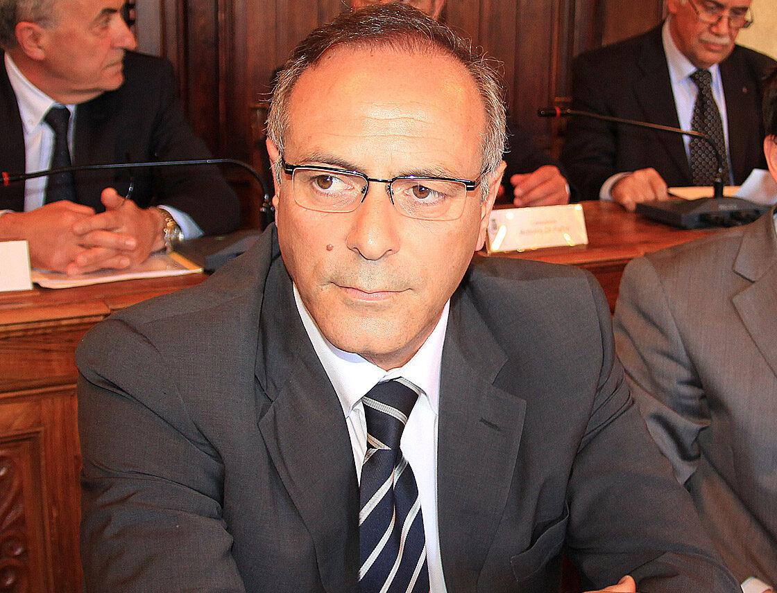 L'assessore alle politiche sociali, Domenico Di Berardino