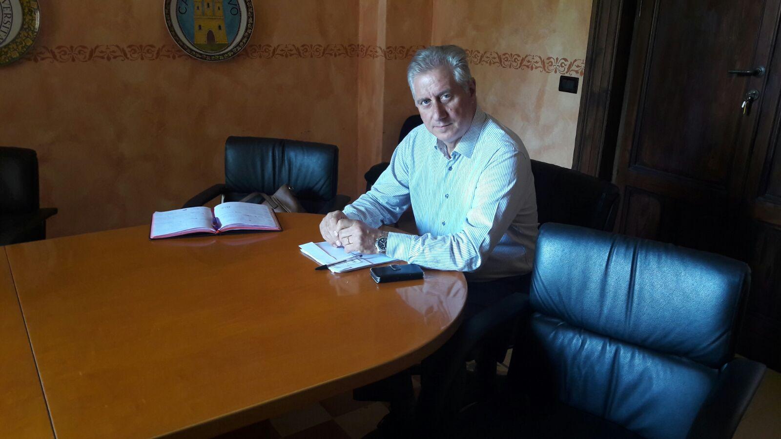 """Il vicesindaco Cipollone risponde a Boccia: """"Come mai solo ora parli di istanza di concordato?"""""""