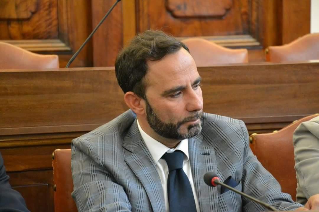 """Alfonsi rieletto in provincia """"Inizia una nuova fase della mia vita politica e la affronterò con il massimo impegno e la necessaria serietà"""""""