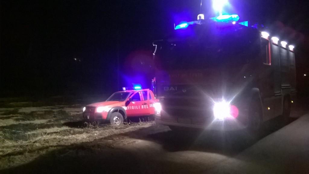Auto in fiamme: paura a Tagliacozzo