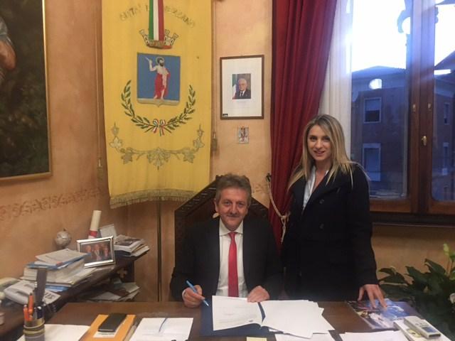 """Commercio ad Avezzano, vertice in Comune con le associazioni di categoria. Il sindaco: """"In arrivo nuove strategie"""""""