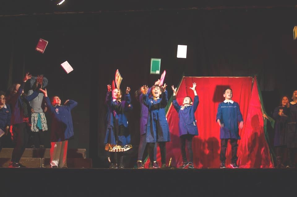 Successo per il Festival Teatro delle Scuole 2017 al Castello Orsini di Avezzano