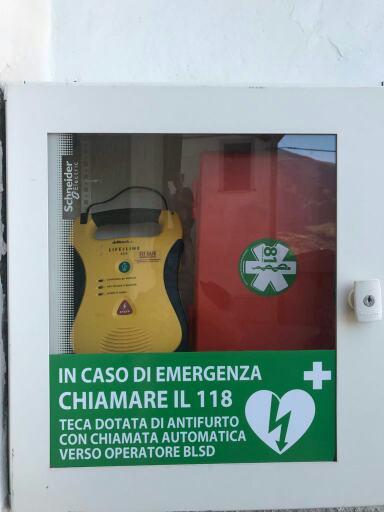 Anche Castronovo di San Vincenzo Valle Roveto è un paese cardioprotetto
