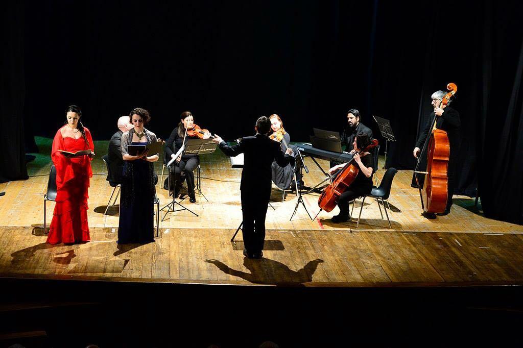 Concerto di Natale 2017 Teatro Talìa Tagliacozzo