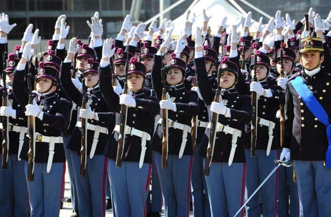 Esercito italiano, concorso pubblico per 160 posti alle scuole militari
