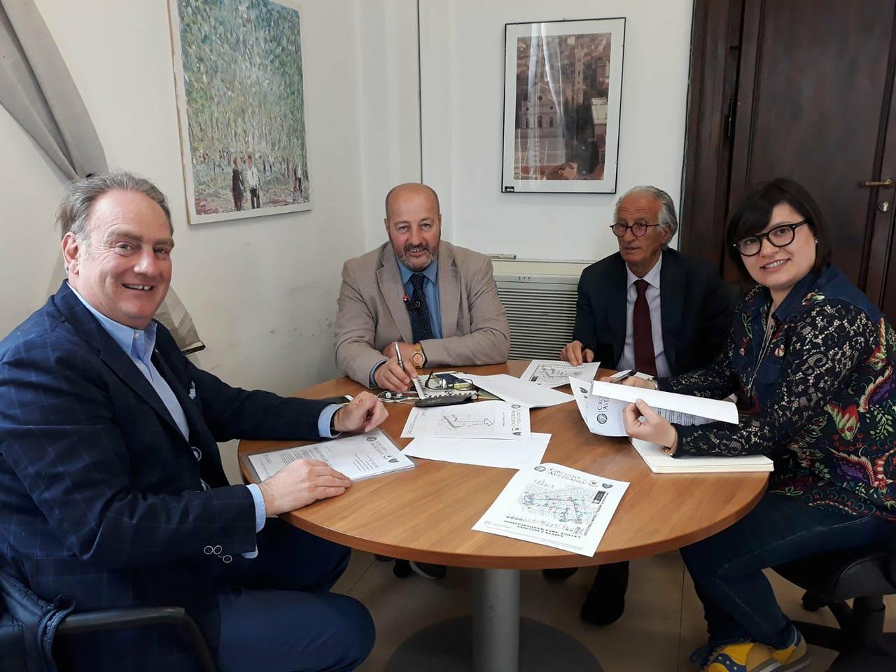 Sesta edizione del Circuito di Avezzano, concordato un nuovo percorso che valorizzi il centro della Città