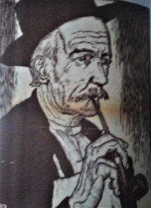 Fulgenzio Pomponio, contadino abruzzese emigrato a New York, abitò in una casa a Mott street, il ricordo del nipote