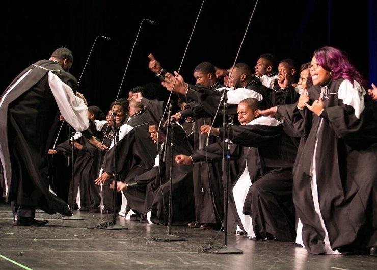 Per il concerto di Natale, ad Avezzano arriva il Tennessee State Gospel Choir sul palco del Teatro dei Marsi.