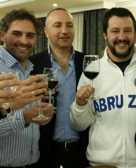 Celano, l'avvocato Andrea Rosa è il nuovo coordinatore cittadino di 'Noi Con Salvini'