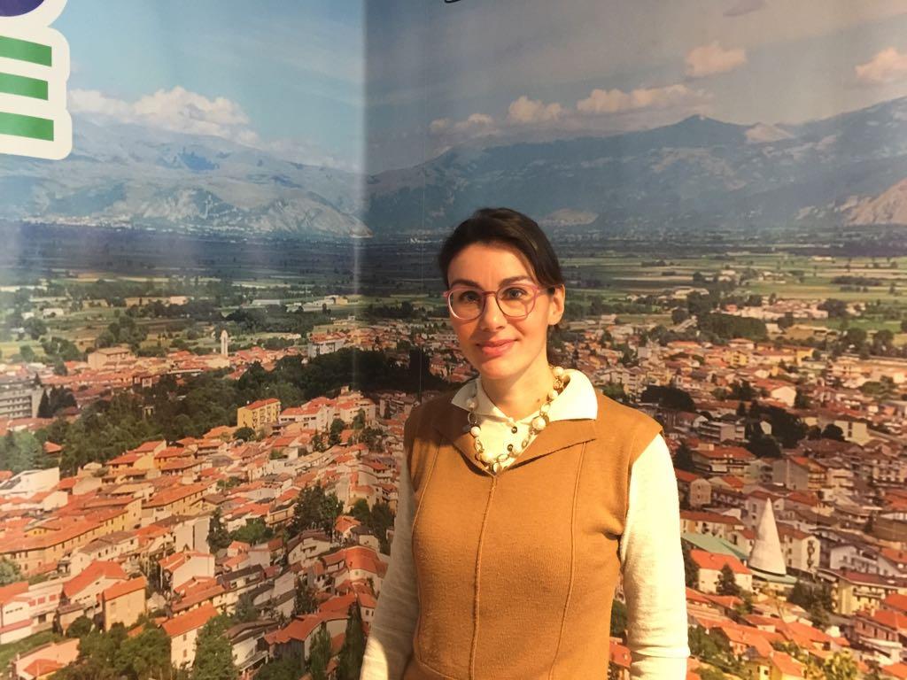 """Alessandra De Leoni (lista Casciere) """"Più attenzione all'aspetto culturale e sociologico"""""""