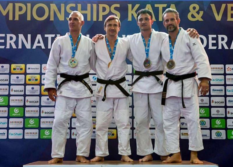 Judo, bronzo mondiale per il marsicano Tisi