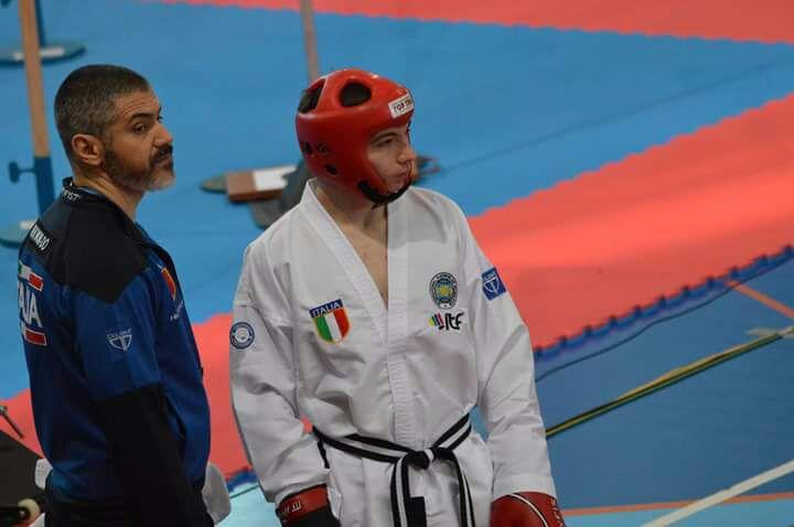 Europei di TaeKwon-Do ITF in Slovenia, buona prestazione per Federico Iannotti