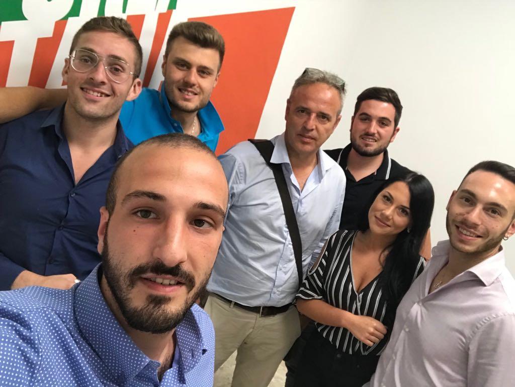"""Forza Italia Giovani Avezzano incontra l'assessore Presutti, """"documenteremo con foto e video lo stato dei lavori"""""""
