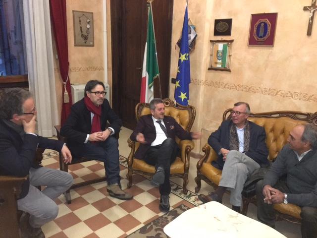 IDV al Comune di Avezzano per ribadire sostegno e collaborazione all'Amministrazione Di Pangrazio