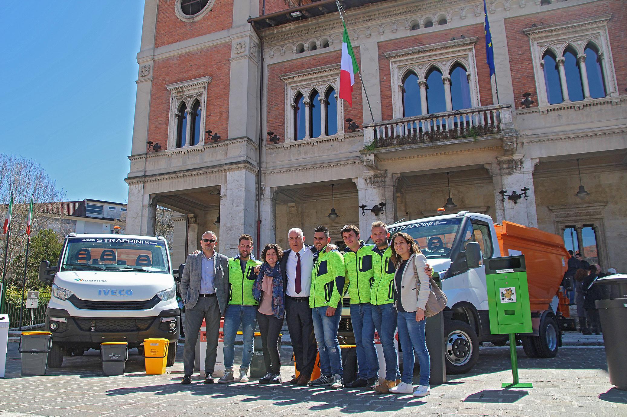 Ecco i nuovi servizi Tekneko per il Comune di Avezzano: lotta agli evasori, maggiore pulizia della città e riduzione della produzione dei rifiuti