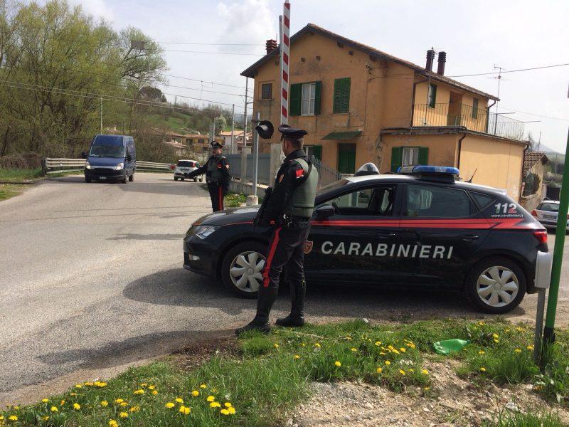 Tagliacozzo: i Carabinieri intensificano i controlli del rispetto del Codice della Strada